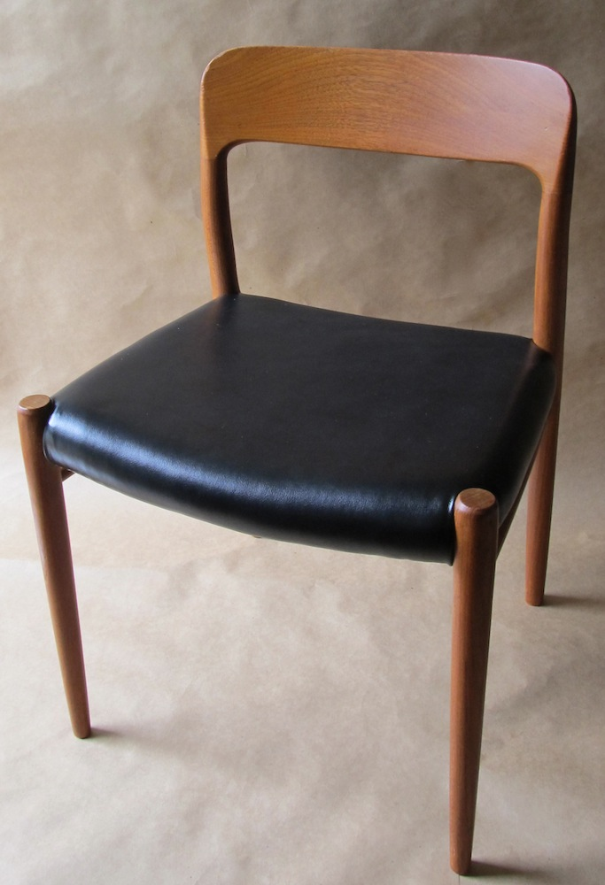 I  reviving and converting a set of M ller  75 chairs   Modern Chair  . Moller Chair Ebay Uk. Home Design Ideas